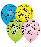 Light Up Latex Balloons Mylar Balloons