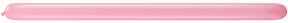 260Q Pink Twisting Animal Balloons 100 Count