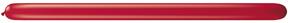 260Q Jewel Ruby Red Twisting Animal Balloons