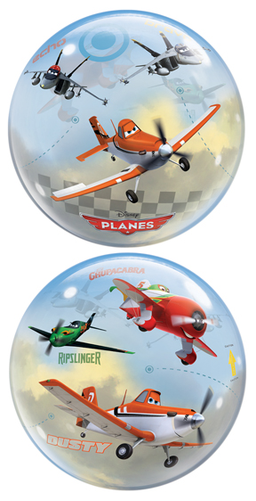 "22"" Disney Planes Bubble Balloons"