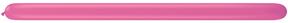 260Q Neon Magenta Twister Balloons 50 Count Q-PAK