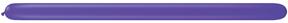 260Q Purple Violet Twister Balloons 50 Count Q-PAK