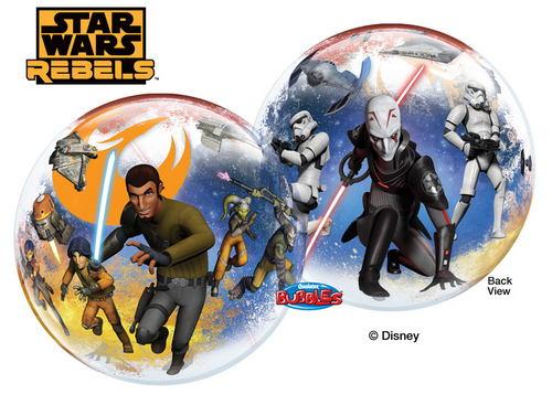 """22"""" Single Bubble Star Wars Rebels"""