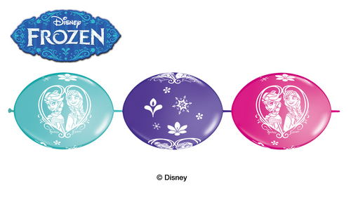 """12"""" Quicklink Special Assorted 50 Count Frozen"""
