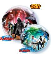 """22"""" Single Bubble Star Wars"""