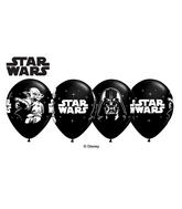 "11"" Onyx Black 25 Count Star Wars"