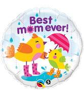 "18"" Best Ever Raindrops"