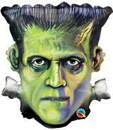 """25"""" Frankenstein Head Balloon"""