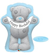 Tatty Teddy Me to You Mylar Balloons