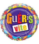 """18"""" Gueris Vite-Pois (French)"""
