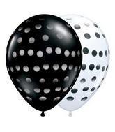 Latex Polka Dots Balloons Mylar Balloons