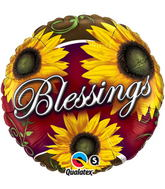 "18"" Blessing Balloon"