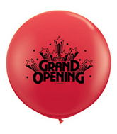 "36"" Grand Opening Red (2 ct.)"