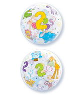 Bubble Balloons Mylar Balloons