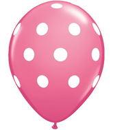 """11"""" Big Polka Dots Rose (50 ct.)"""