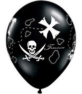 Pirates of the Caribbean Mylar Balloons