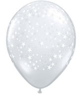"5"" Stars-A-Round Diamond Clear (100 ct.)"