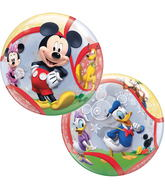 """22"""" Mickey & His Friends Bubble Balloons"""