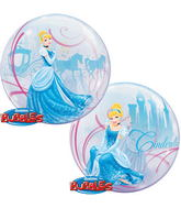 "22"" Cinderella's Royal Debut Bubble Balloons"