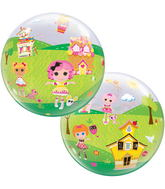 """22"""" Lalaloopsy Land Licenced Character Bubble Balloons"""
