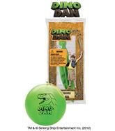 """14"""" Dino Dan 1 ct. Punch Ball"""