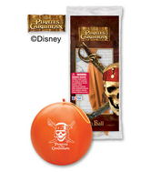 """14"""" Pirates of the Caribbean 1 ct. Punch Ball"""