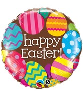 """18"""" Happy Easter Eggs and Chocolate"""