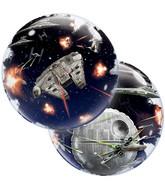 """22"""" Double Bubble Star Wars"""