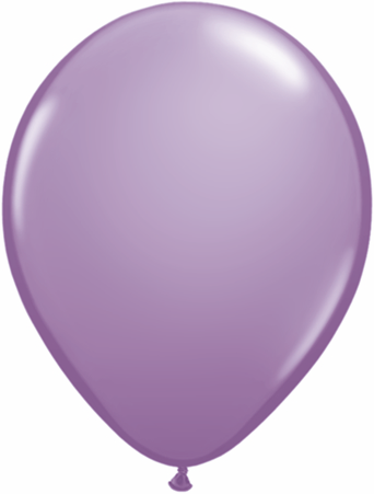 "9""  Qualatex Latex Balloons  SPRING LILAC   100CT"