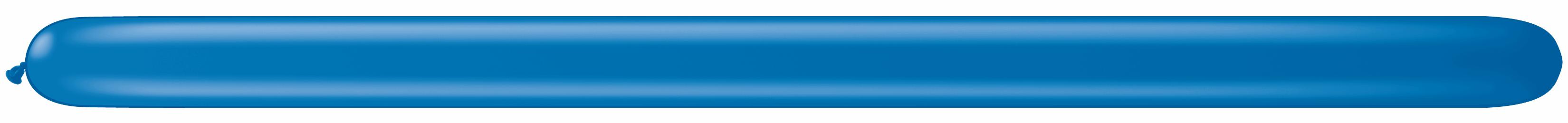 646Q Latex Balloons Entertainer (50 Count) Dark Blue