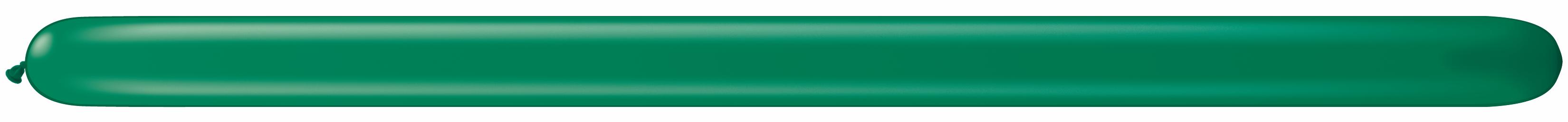 160Q Jewel Emerald Green Entertainer Balloons (100 Count)