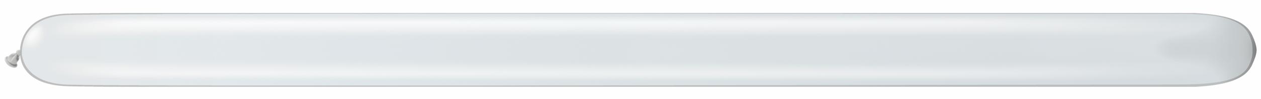 350Q Latex Balloons (100 Count) Jewel Diamond Clear