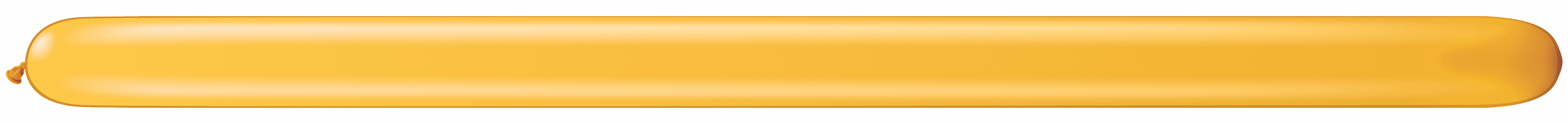 160Q Goldenrod Specialty Entertainer Balloons (100 Count)