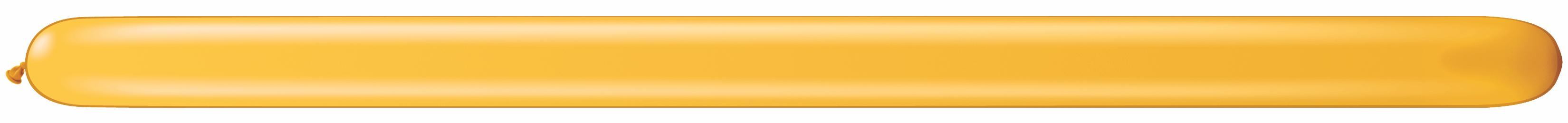 350Q Latex Balloons (100 Count) Goldenrod