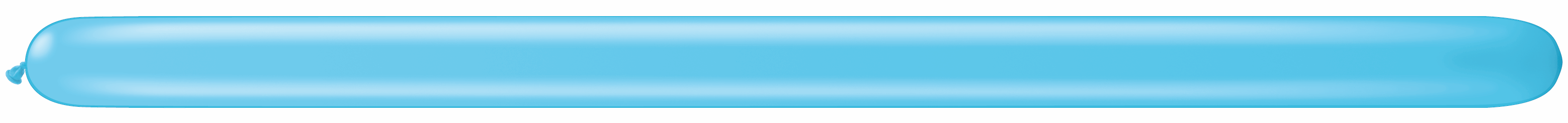 160Q Robins Egg Blue Entertainer Balloons (100 Count)