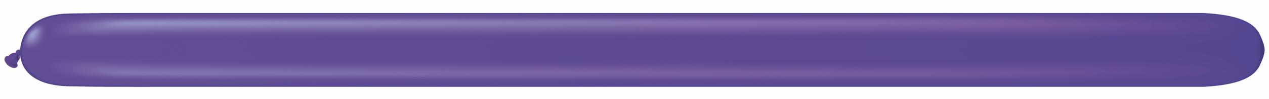 350Q Latex Balloons (100 Count) Purple Violet