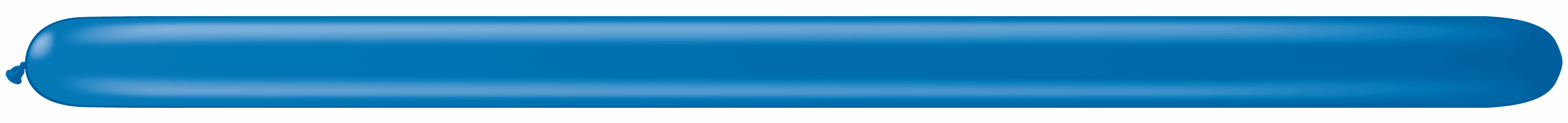 160Q Dark Blue Entertainer Balloons (100 Count)