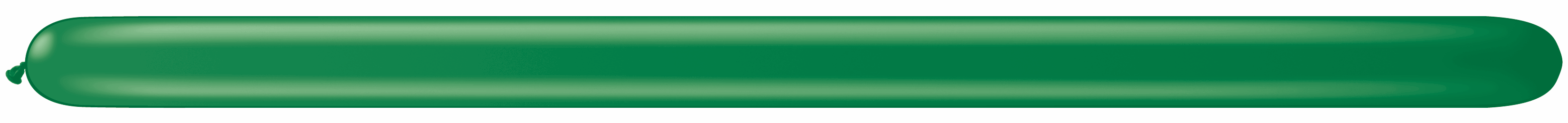160Q Green Entertainer Balloons (100 Count)