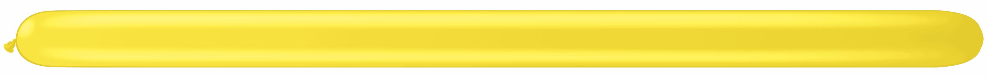 350Q Latex Balloons (100 Count) Yellow