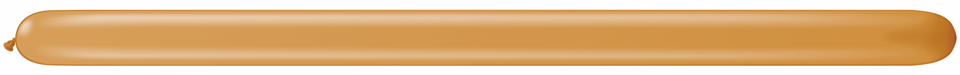 160Q Mocha Brown Specialty Entertainer Balloons (100 Count)