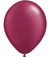 "5""  Qualatex Latex Balloons  Pearl BURGUNDY   100CT"