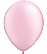 "5""  Qualatex Latex Balloons  Pearl PINK       100CT"