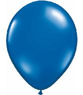 "5""  Qualatex Latex Balloons  SAPPHIRE BLUE  100CT"