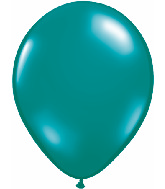 "11""  Qualatex Latex Balloons  JEWEL TEAL     100CT"