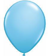 "11""  Qualatex Latex Balloons  PALE BLUE      100CT"