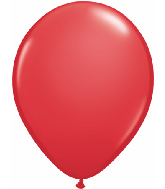 "11""  Qualatex Latex Balloons  RED            100CT"