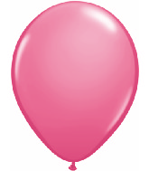 "11""  Qualatex Latex Balloons  Fashion ROSE 100CT"