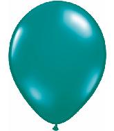 "16""  Qualatex Latex Balloons  JEWEL TEAL      50CT"