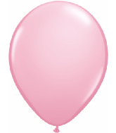 "16""  Qualatex Latex Balloons  PINK            50CT"