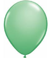 "16""  Qualatex Latex Balloons  WINTERGREEN     50CT"